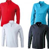 T-Shirt Reflex Topcool Langarm JN426 Ladies JN425 Herren