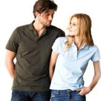 Polo-Shirt Damen K242 und Herren K241