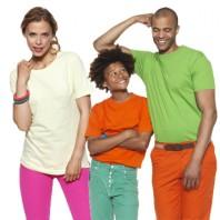T-Time T-Shirt ID line Herren 0510 Damen 0512