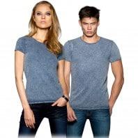 Flammgarn T-Shirt Editing men Editing lady