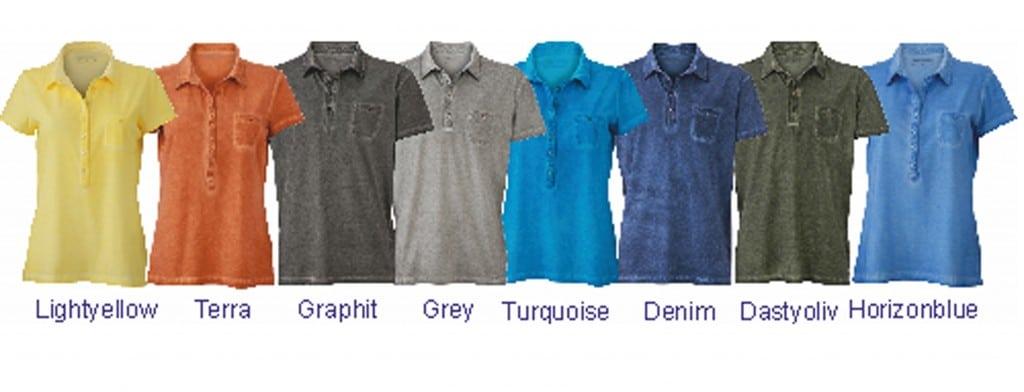 Farben Gipsy Polo-Shirt