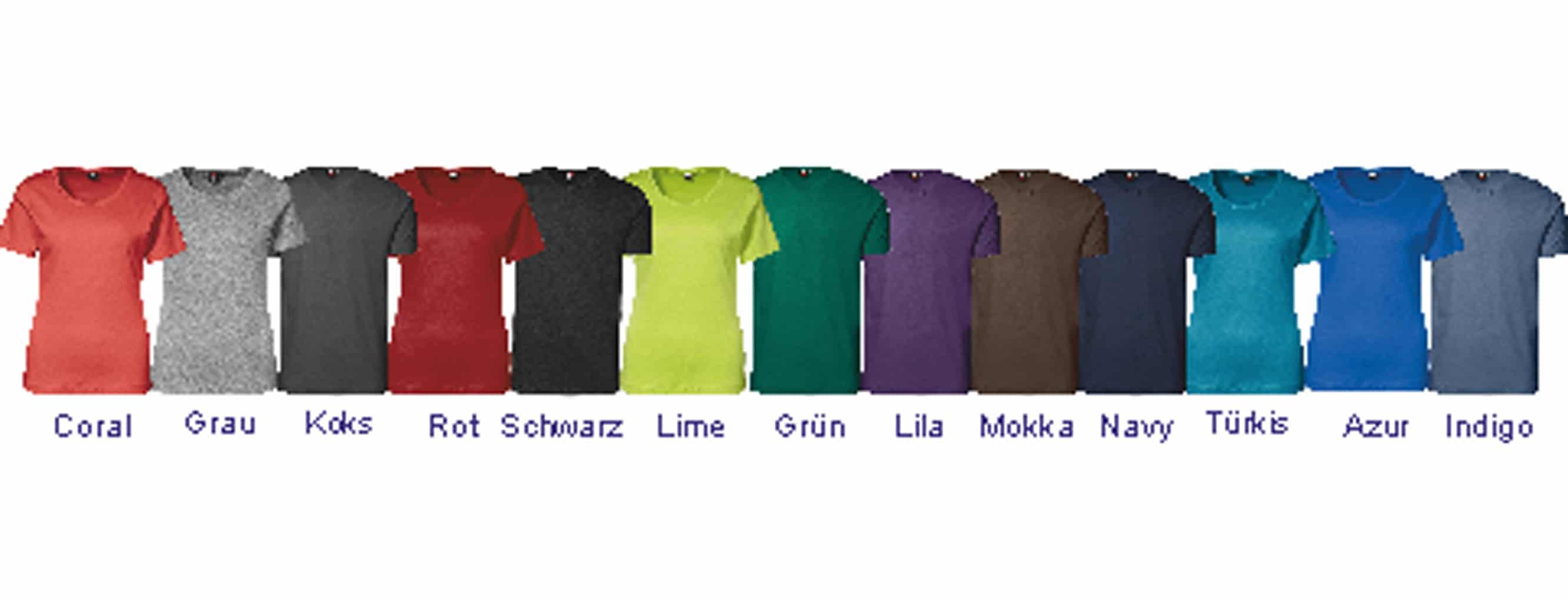 Farben T-Shirt ID 0517-508