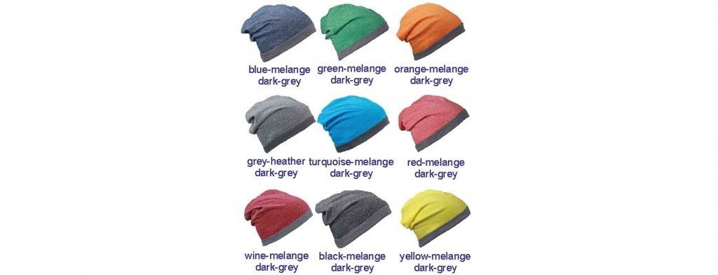 Farben zu Beanie MB 6577