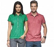 Gipsy Polo-Shirt Damen JN 987 Herren JN 988