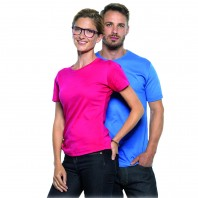 Interlock T-Shirt ID 0508 Damen ID0517 Herren ID 0506 V-Damen