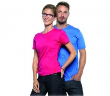 Interlock T-Shirt ID 0508 Damen ID0517 Herren ID 0506 V-Damen