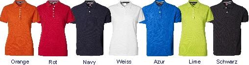 Farben Casual Polo-Shirt ID 0533