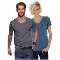 Heather T-Shirt JN 973 Damen JN 974 Herren